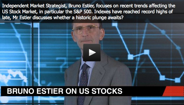 Link to the inverview of Bruno Estier on June 4th, 2013
