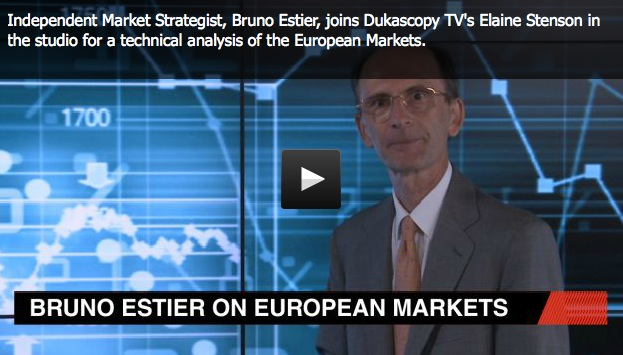 Link to the inverview of Bruno Estier on August 6th, 2013