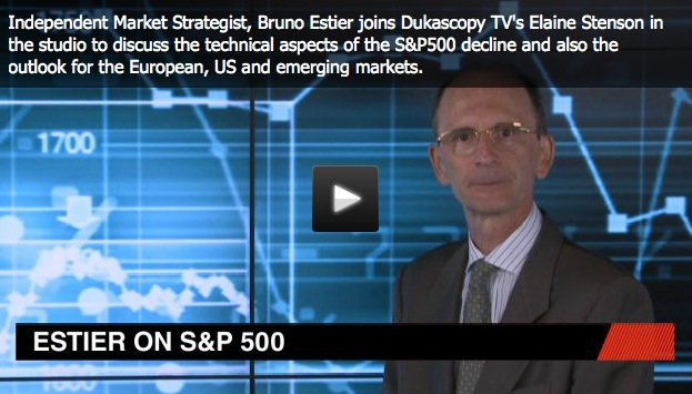 Link to the inverview of Bruno Estier on August 20th, 2013