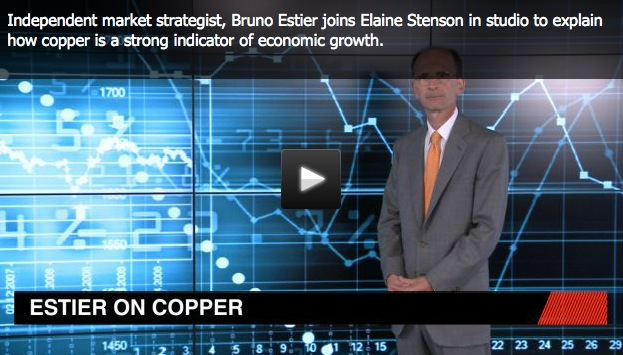 Link to the inverview of Bruno Estier on August 27th, 2013