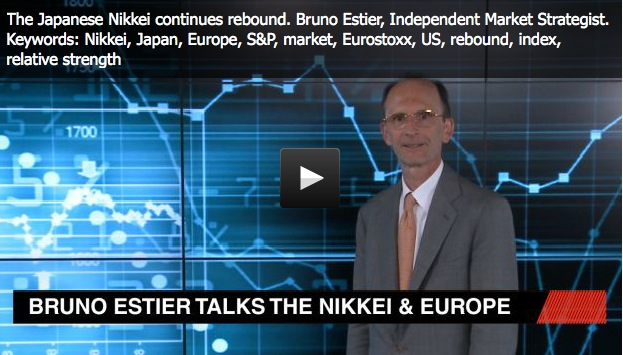 Link to the inverview of Bruno Estier on September 10th, 2013