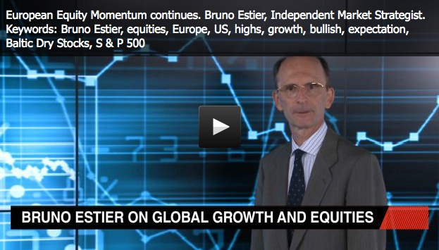 Link to the inverview of Bruno Estier on September 17th, 2013