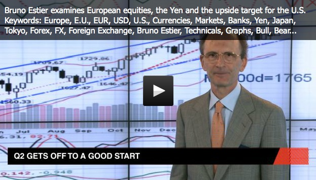 Link to the inverview of Bruno Estier on April 2nd, 2014