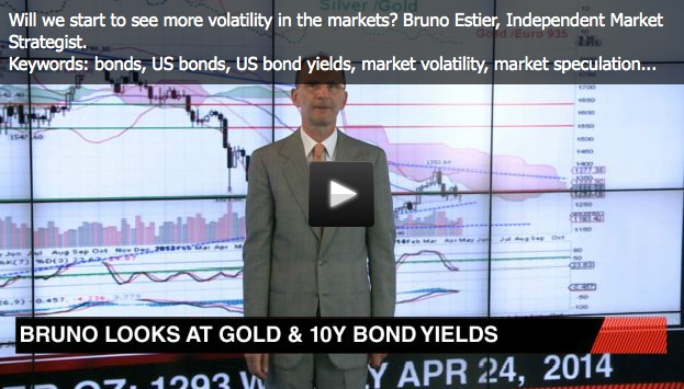Link to the inverview of Bruno Estier on April 29th, 2014