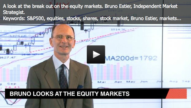 Link to the inverview of Bruno Estier on May 14th, 2014