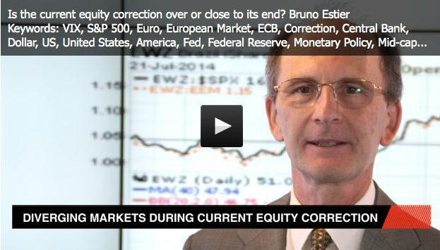 Link to the inverview of Bruno Estier on July 22nd, 2014
