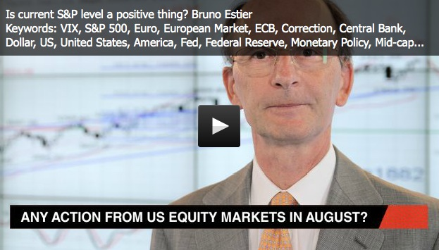 Link to the inverview of Bruno Estier on August 27th, 2014