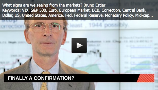 Link to the inverview of Bruno Estier on September 10th, 2014
