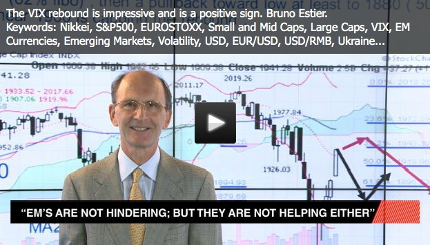 Link to the inverview of Bruno Estier on October 22nd, 2014